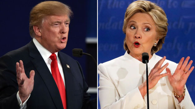 US Elections 2016 Live :  Hillary Clinton or Trump? America decides